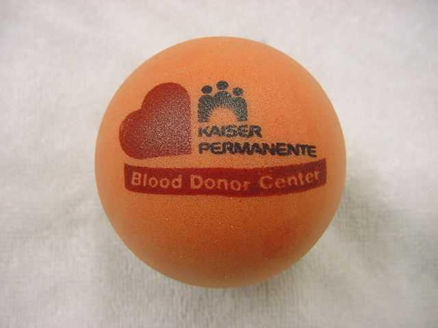 Kaiser Stress Balls