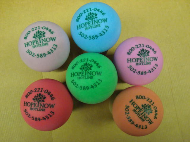 Stress Balls, Thank You Items - Promostressball.com
